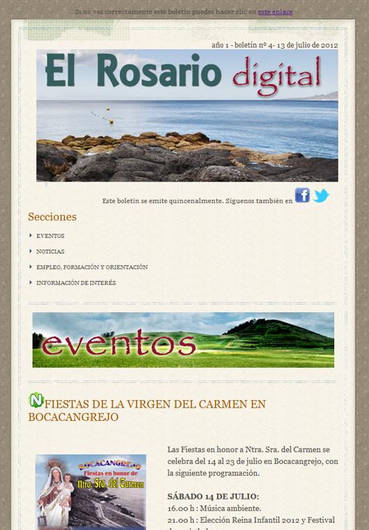 El Rosario Digital